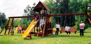 Little Pine Resort - Playground
